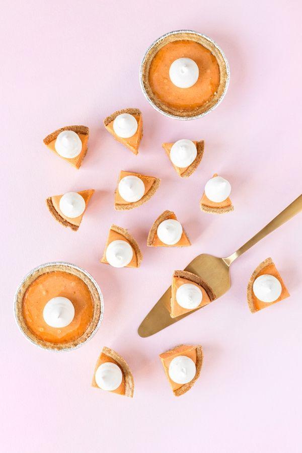 Fotografía - Pastel de calabaza dulce de azúcar