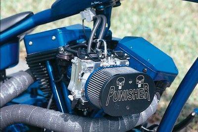Punisher: Un Perfil Chopper