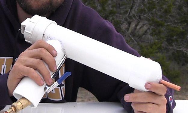 Fotografía - PVC Máquina Airsoft Gun