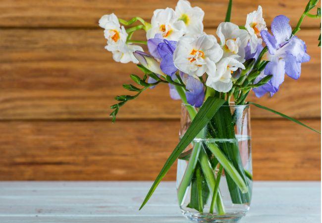 Fotografía - Consejo rápido: Mantenga Cut Flowers frescos por más tiempo