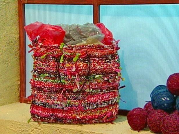 Fotografía - Bolsa de viaje y plástico reciclado