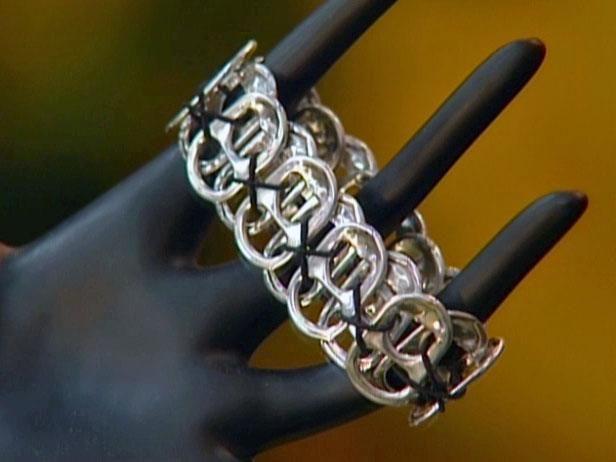 Fotografía - Reciclado pulsera superior pop