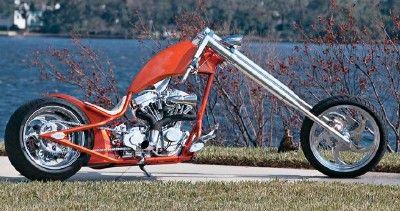 Sabre Tooth: Un Perfil Chopper