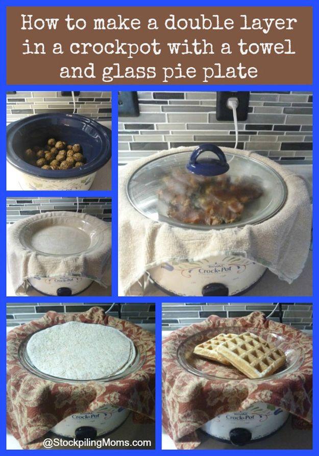 Slow Cooker Hacks de cocina | artesaniasdebricolaje.ru/slow-cooker-hacks-every-busy-family-should-use/