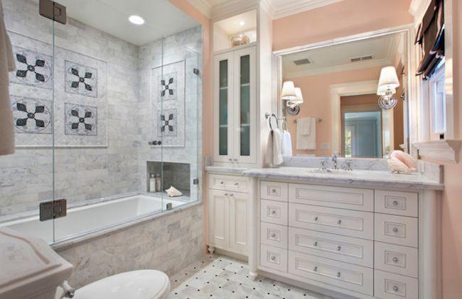 Fotografía - Pequeño puede ser hermoso, incluso en el baño