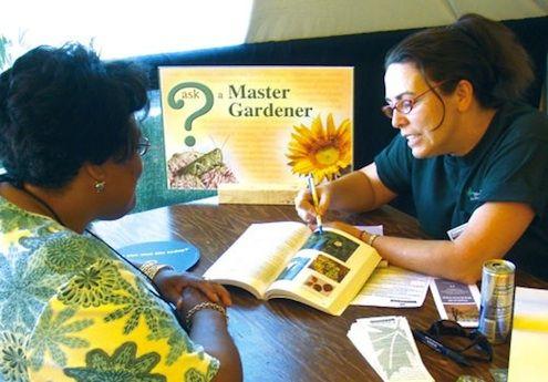 Jardineros Maestros - Programa de Extensión