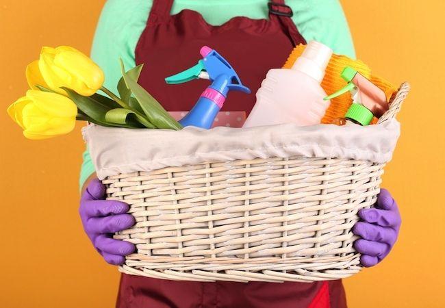 Fotografía - ¿Limpieza de primavera? 8 Consejos útiles de Merry Maids para aliviar a través de