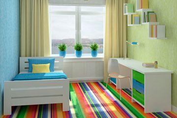 niño's room
