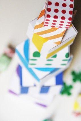 sin st-patricks-día-impresión-bricolaje-cajas