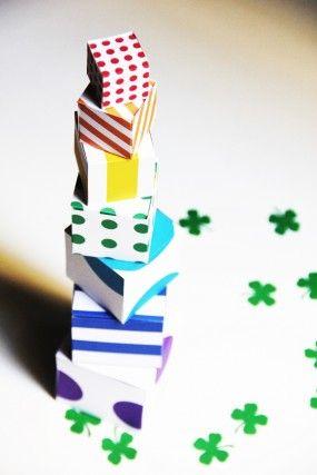-bricolaje-imprimir gratis st-patricks día anidación cajas