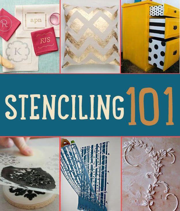 Fotografía - Estarcir 101 | Cómo Stencil