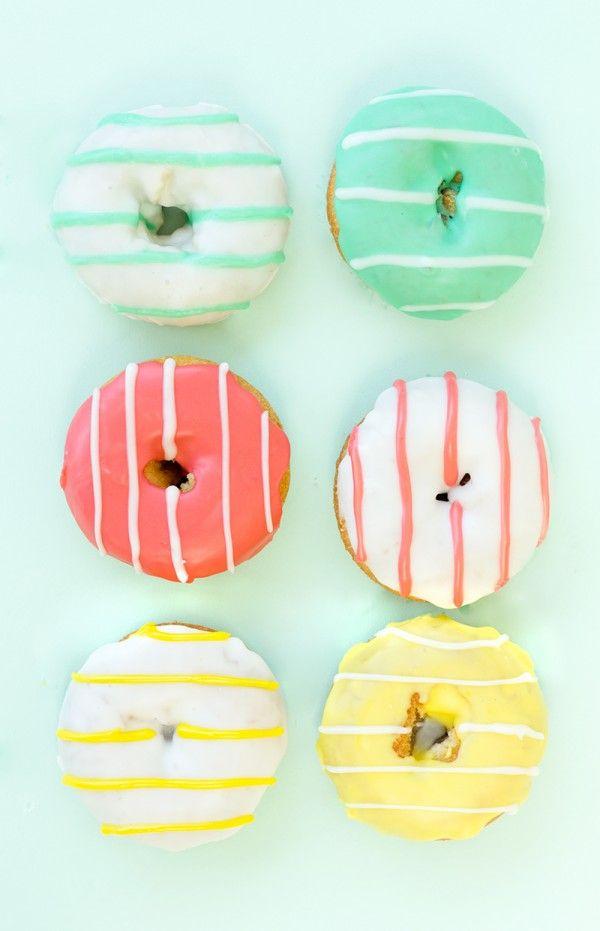 Rayado Donuts