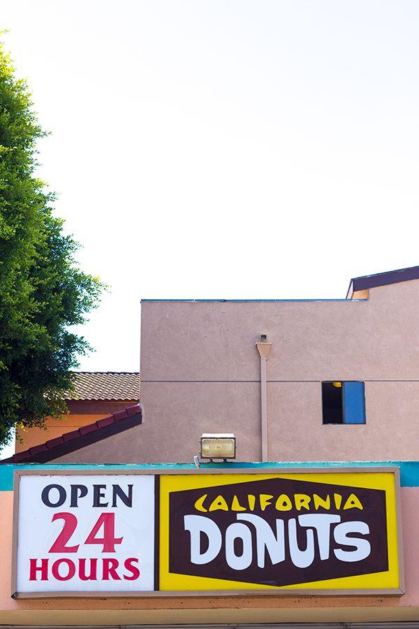 California Donuts