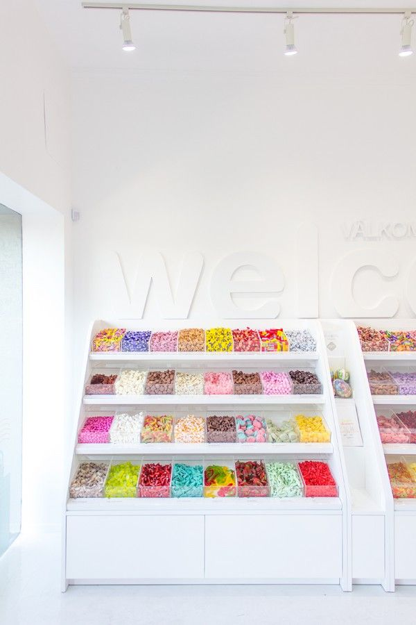 Sockerbit Candy Store Los Angeles