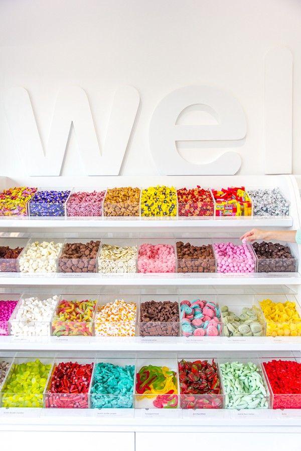 Sockerbit escandinava Candy Store