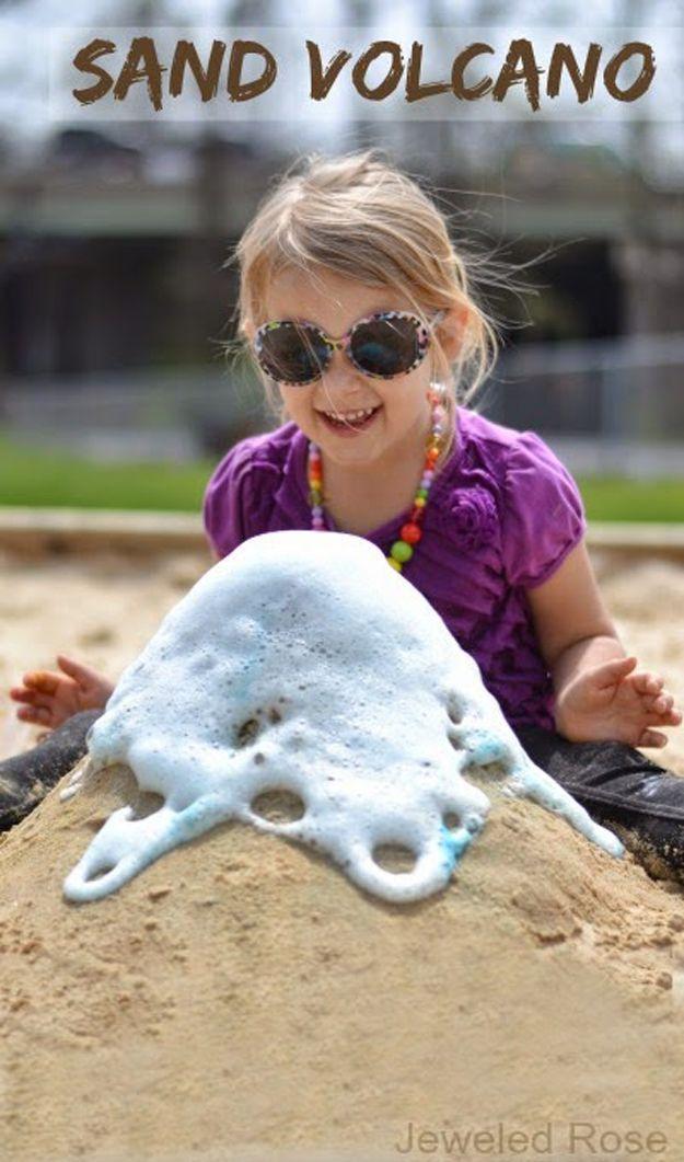 Diversión y frescos Tutoriales actividad para hacer en la playa | http://artesaniasdebricolaje.ru/things-to-do-at-the-beach/