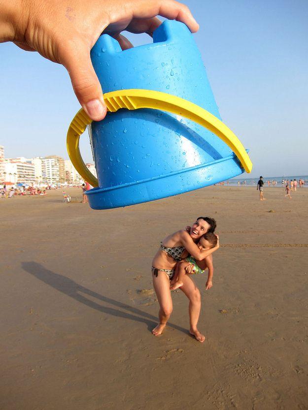 Cosas divertidas para hacer en la playa con la familia | http://artesaniasdebricolaje.ru/things-to-do-at-the-beach/