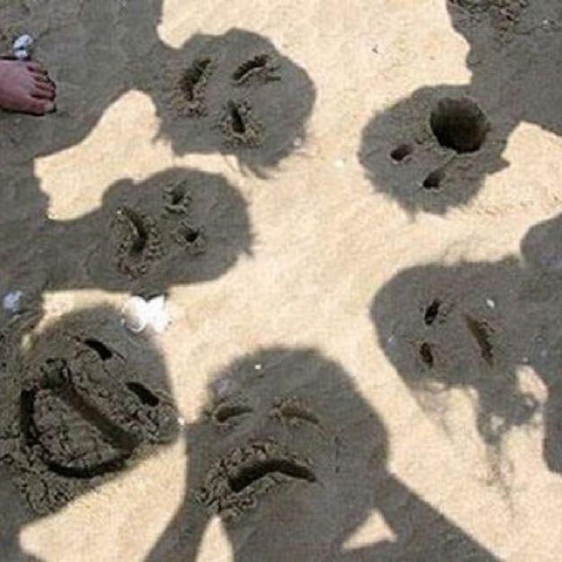 Cosas divertidas para hacer en la playa | http://artesaniasdebricolaje.ru/things-to-do-at-the-beach/