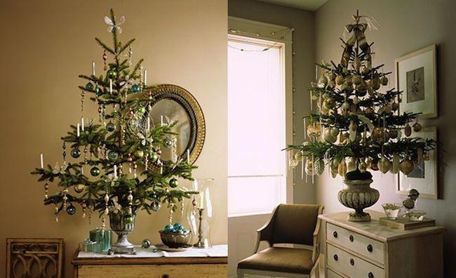 Sobremesa árboles de navidad