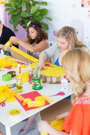 DIY Taco Piñata Workshop4
