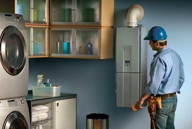 Fotografía - Sin tanque caliente Calentadores de Agua: ¿Debo o no debo?