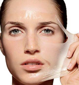 La Grasa más potente tratamiento de la piel - Hecho en casa Máscara clara de huevo