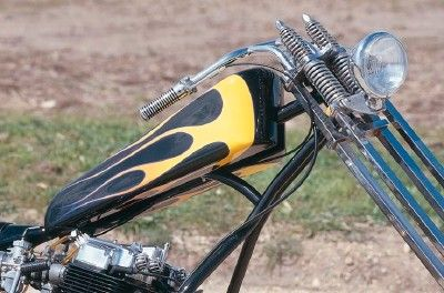 La Bestia: Un Perfil Chopper