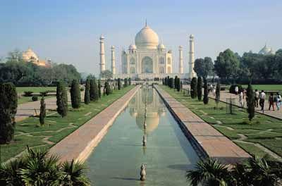 Fotografía - El Taj Mahal