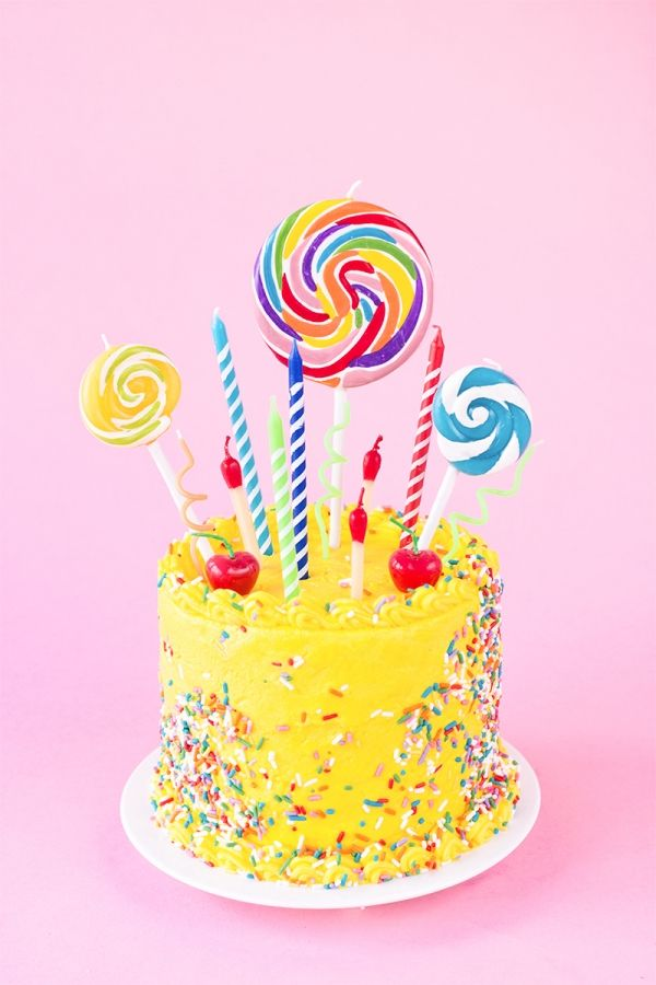 La guía definitiva para velas del cumpleaños