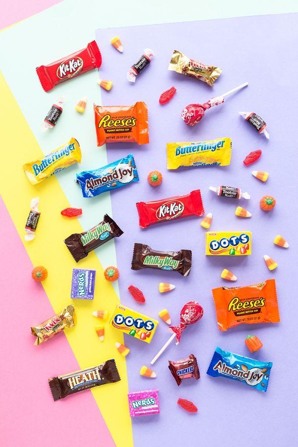 Fotografía - La última guía a caramelo de Halloween