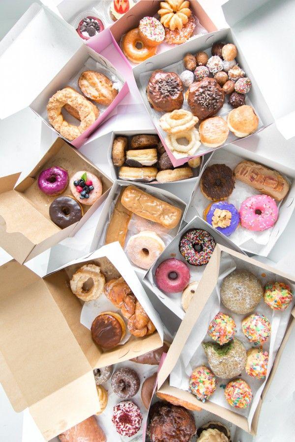 Guía de Los Ángeles a Donuts