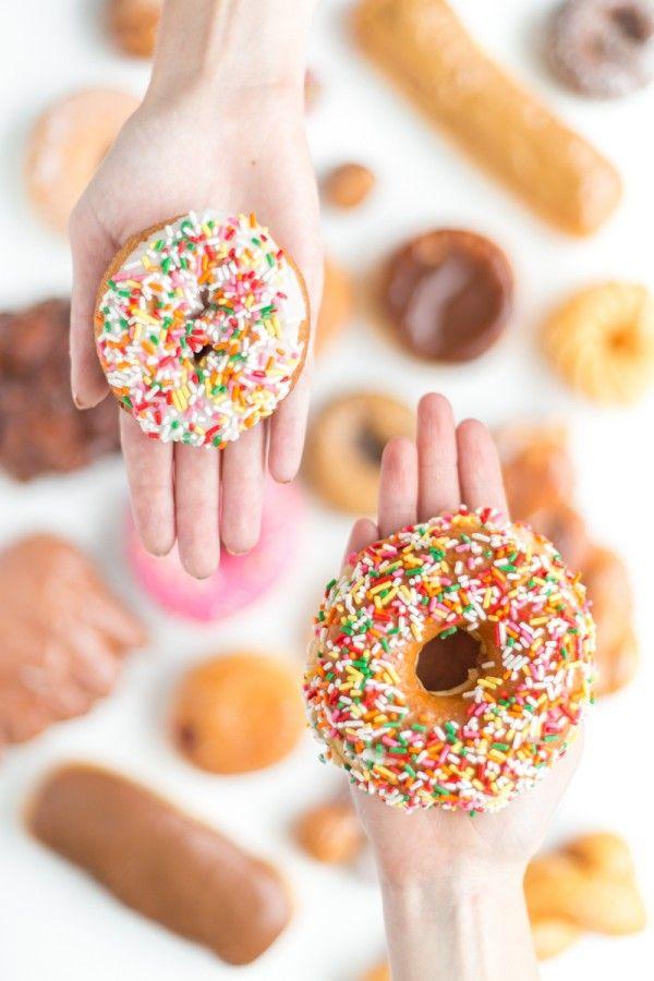 Una guía a los Donuts: Criado vs Cake