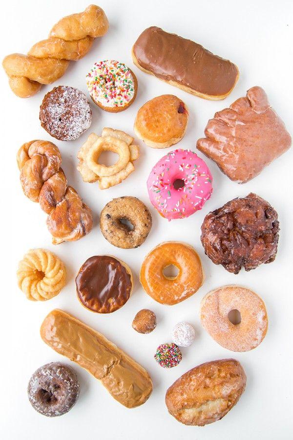 Una guía para Donuts: Los Clásicos