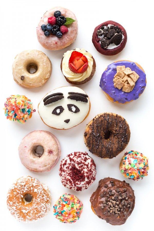 Una guía para Donuts: Los Fancies