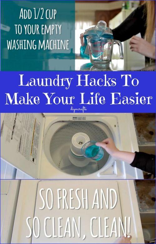 Fotografía - Estas Top 5 lavandería Hacks le hará la vida y de la Confección Mejor