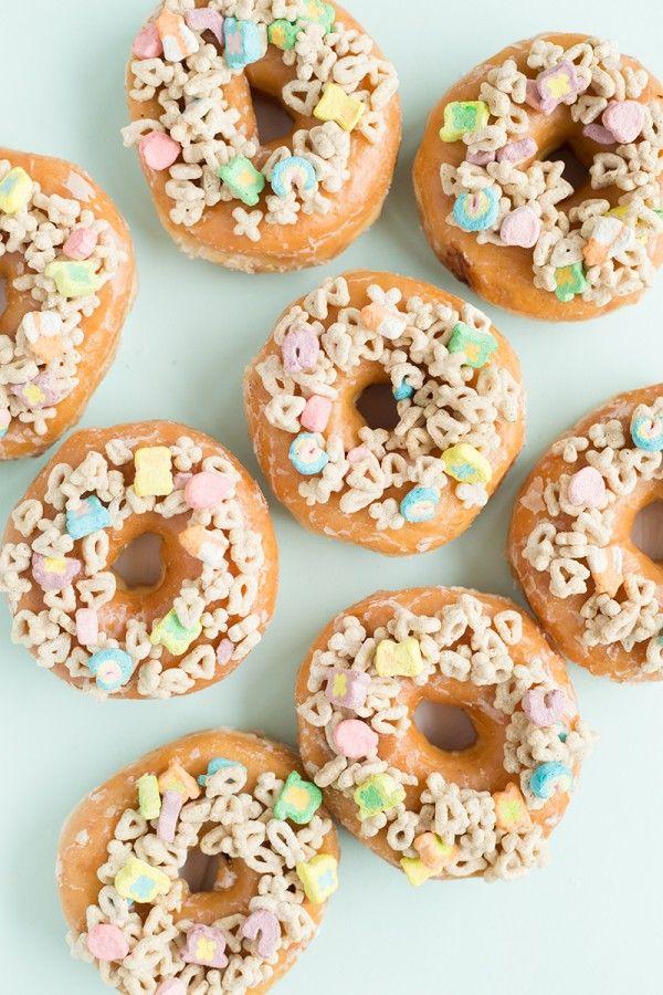 Encantos afortunados Donuts