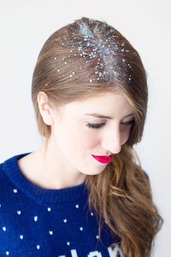 Fotografía - Tres Sparkly Holiday Looks (de pies a cabeza!)
