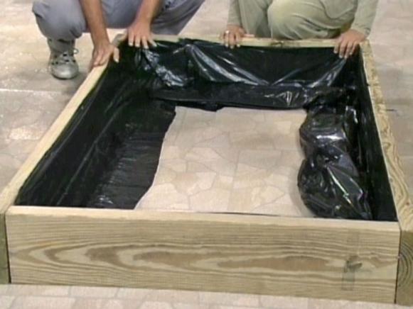 Madera Criado camas Huerto