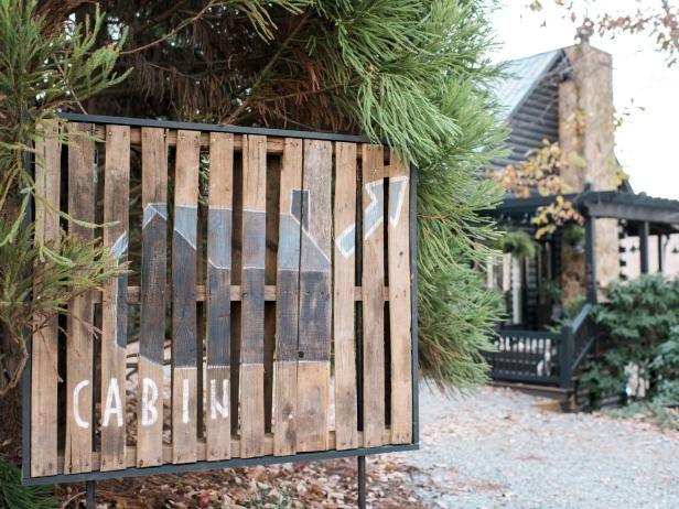 Fotografía - Utilice una plataforma de carga para crear arte patio exterior o un signo de encargo