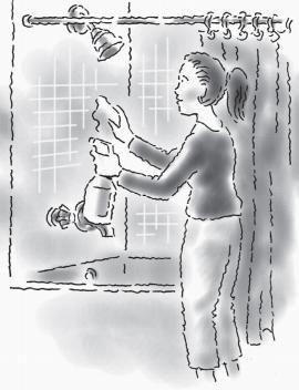 Usos de vinagre: Limpieza de la Casa