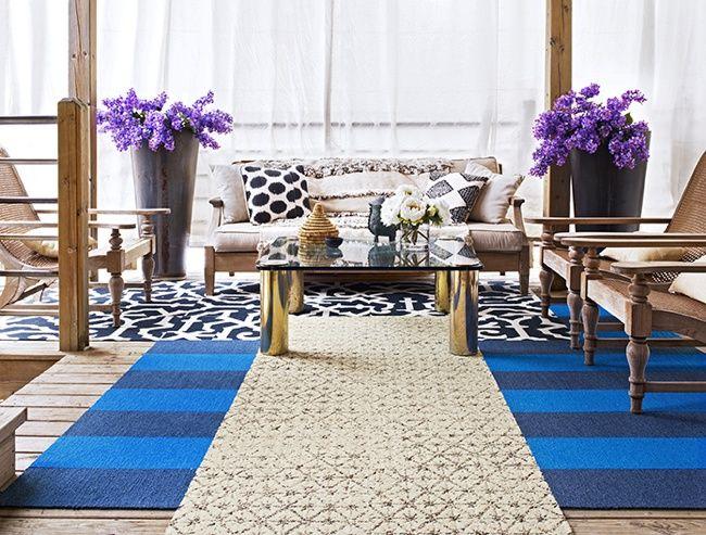 Fotografía - Versátil Alfombras Azulejos Combine Conveniencia y Moda
