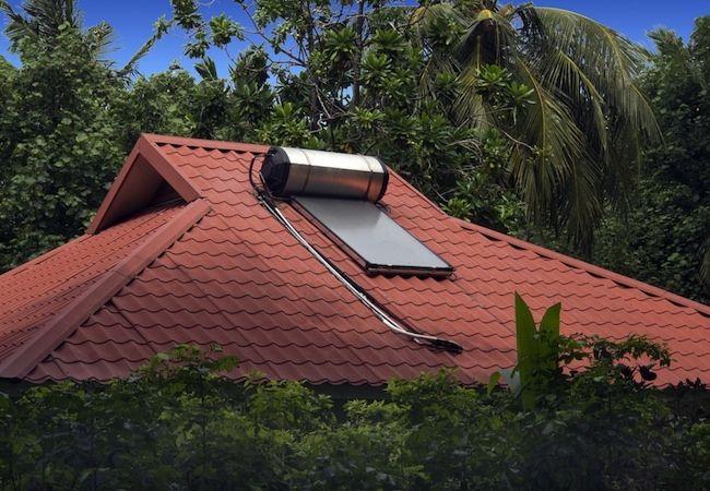 Tipos de Calentadores Solares de Agua -