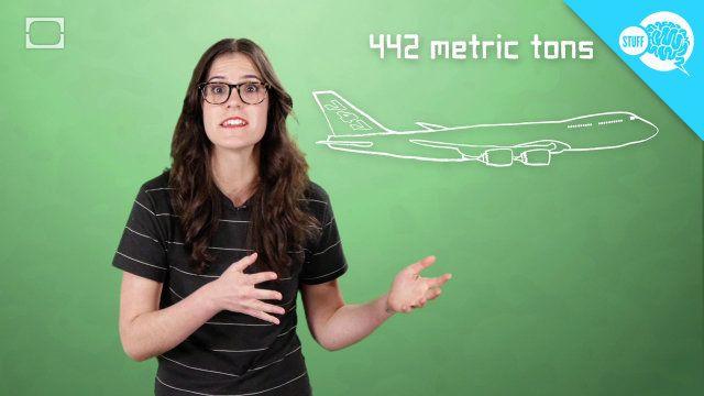 Cómo Fuel Efficient ¿Es un avión?