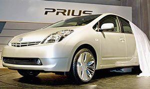 2004 Toyota Prius.