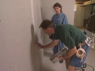 Gimme Shelter: Aplicación de fango de Drywall