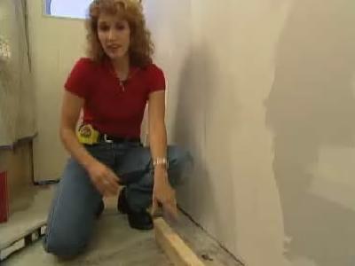 Gimme Shelter: Instalación de Gabinetes de cocina de pared