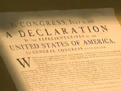 Descubrimiento Asignación: Declaración de la Independencia