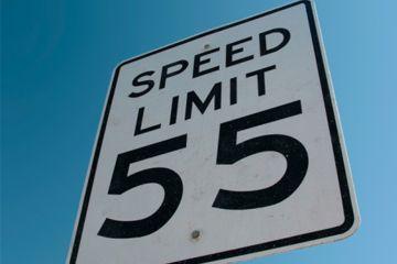 ¿Conoce el costo promedio de una multa por velocidad?