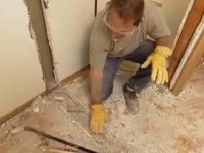 Gimme Shelter: Remoción Cocina Dry Wall