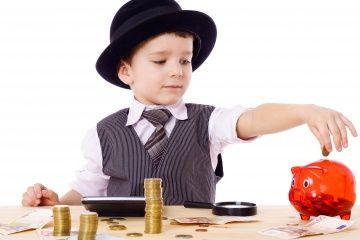 Gracias al impuesto para niños, los niños pueden't serve as tax loopholes.